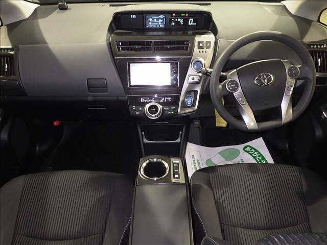 Toyota Prius Alpha S