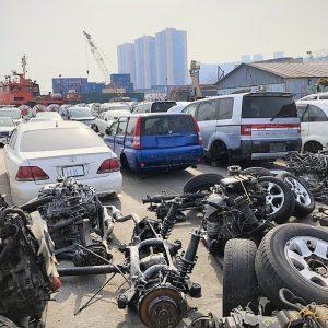 Автомобили конструкторы во Владивостоке из Японии