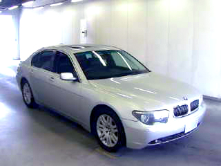 BMW 7 SERIES GL44