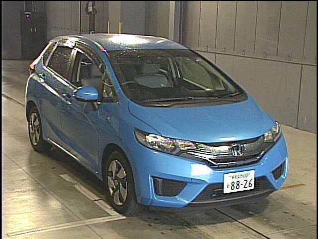 Хонда фит из японии