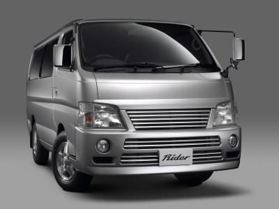 Nissan Caravan Е25 с аукционов Японии