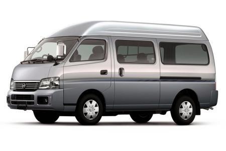 Nissan Caravan (Prince Homy) B640 с аукционов Японии