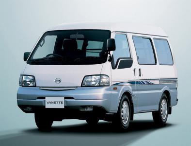 Nissan Vanette с аукционов Японии