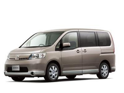 Nissan Serena С25 с ауционов Японии