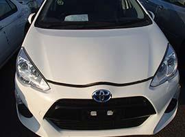 Купленный Toyota Aqua NHP10 2015 1.5 G