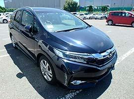 Купленный Honda Shuttle GP7 2016 1.5 Hybrid Z Style Edition