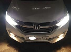 Купленный Honda Shuttle GK8 2016 1.5 G
