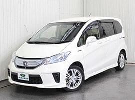 Купленный Honda Freed GB3 2016 1.5 G