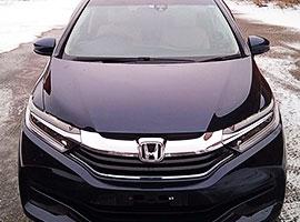 Купленный Honda Shuttle GP7 2016 1.5 Hybrid X