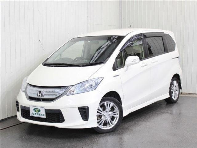Купленный Honda Freed GB3 2015 1.5 G