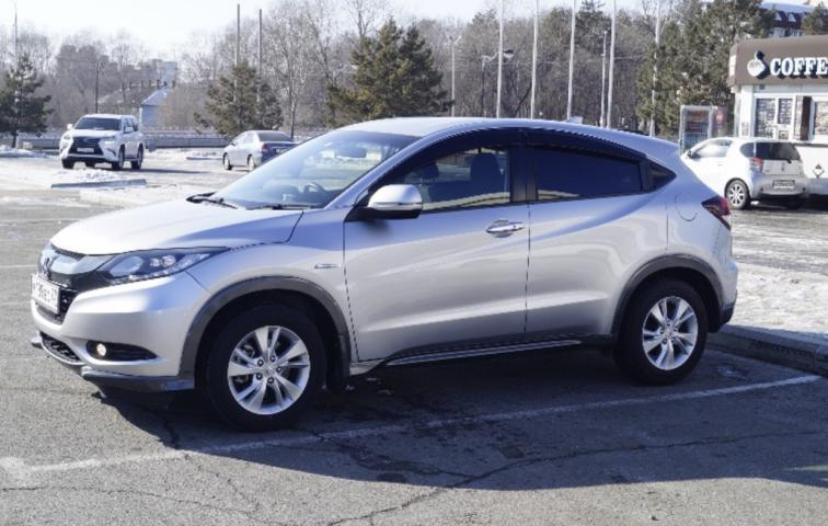 Купленный Honda Vezel RU1 2016 1.5 S