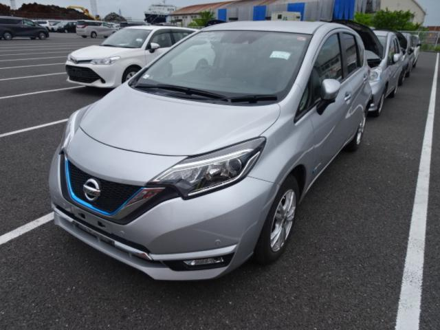 Купленный Nissan Note HE12 2017 1.2 e-POWER X