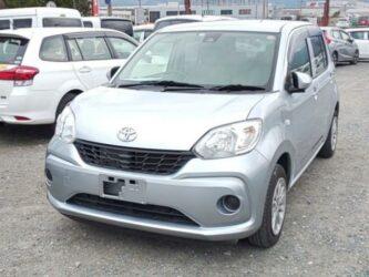 Купленный Toyota Passo KGC30 2016 1.0 X
